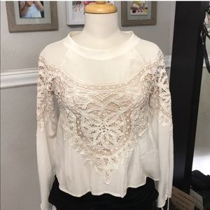 For love and lemons blouse XS